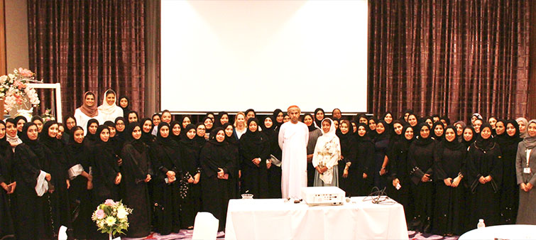 Oman Airports celebrates Omani Women's Day