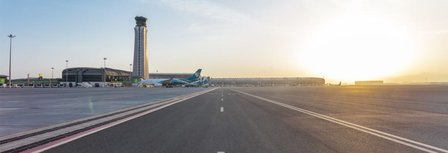 Oman Airports develops a device with special specs to install Airfield lighting for Runway​